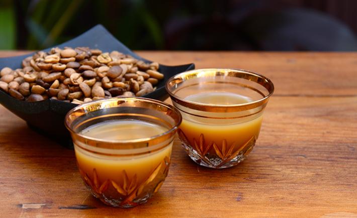 ام الزين للقهوه الملكية